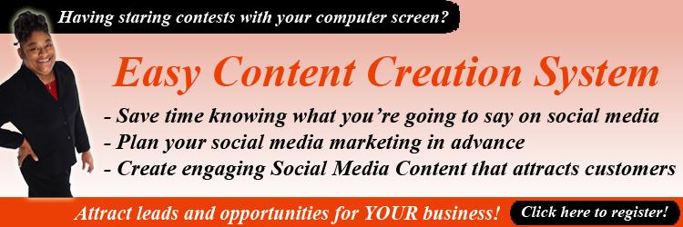 KR Design Easy Content Creation System